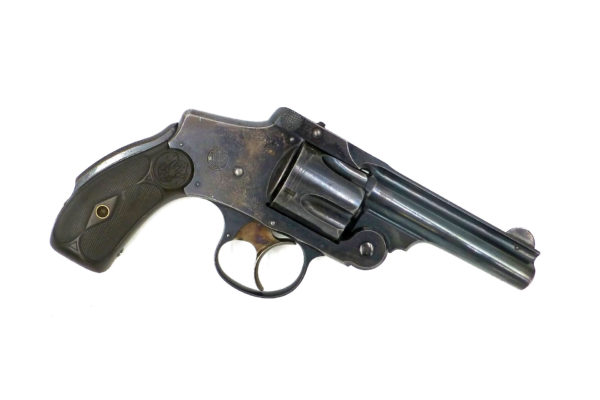 SMITH et WESSON - Safety Hammerless  38